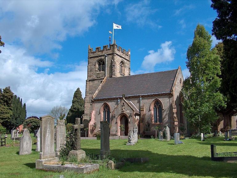 St Giles Church