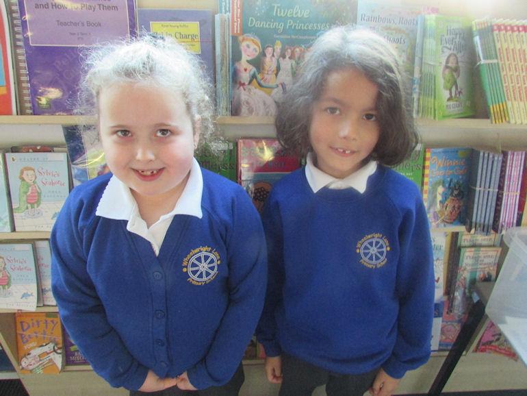 Year 2 School Councillors