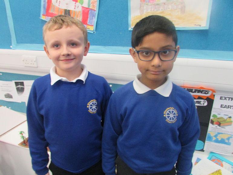Year 4 School Councillors