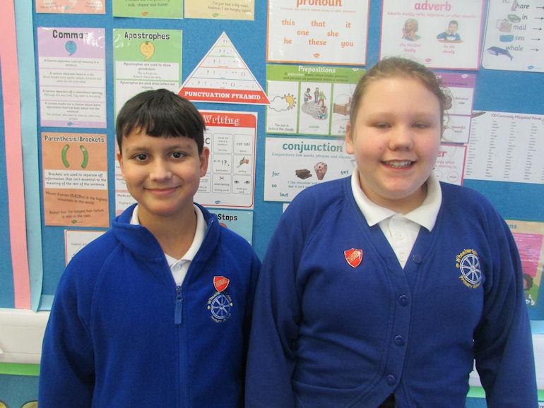 Year 6 School Councillors