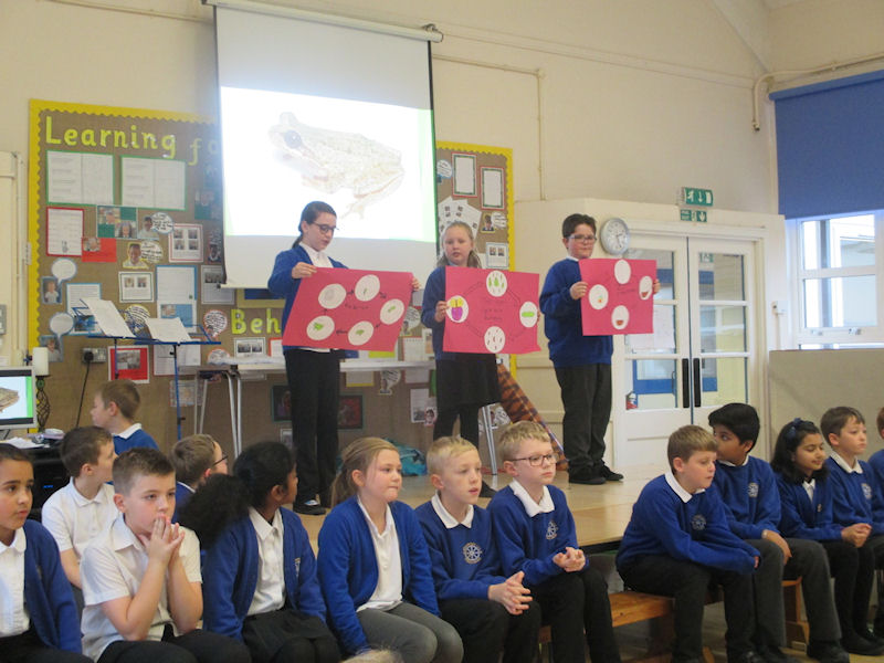 Year 5 Assembly